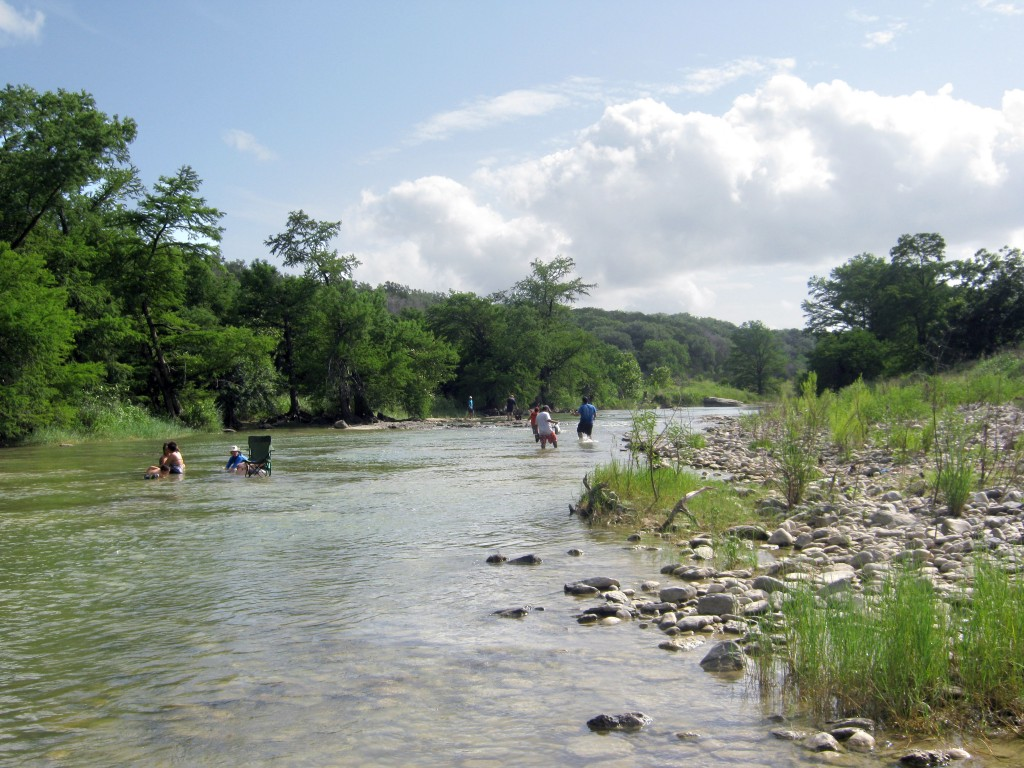 Hiking In And Around Austin: Pedernales Falls State Park ...